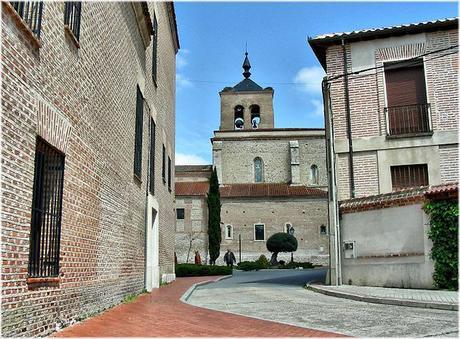turismo de cercanía en Valladolid, calles de Olmedo