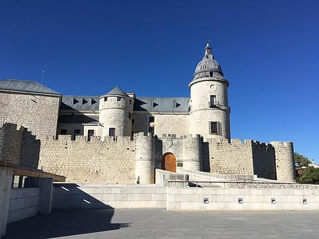 turismo de cercanía en Valladolid, castillo de Simancas