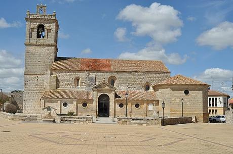 turismo de cercanía en Valladolid, iglesia de Villalba de los Alcores