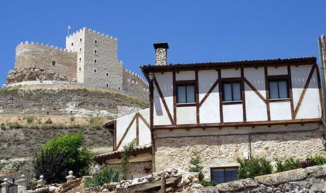 turismo de cercanía en Valladolid, castillo de Curiel de Duero
