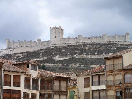turismo de cercanía en Valladolid, castillo de Peñafiel