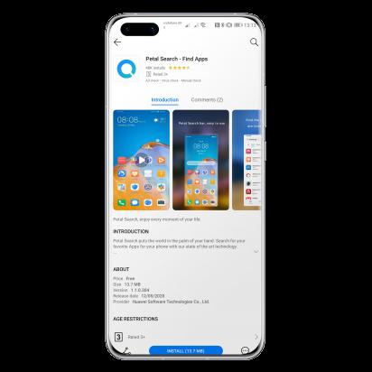 Find Apps, busca cualquier aplicación en Huawei