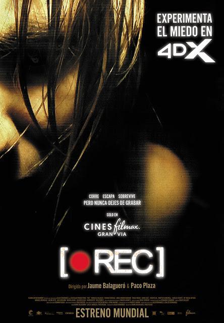 Filmax estrena la terrorífica [•REC] en 4DX