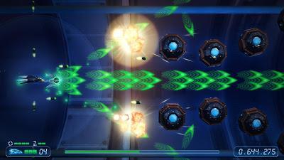 Impresiones con Rigid Force Redux; ¡pura esencia del matamarcianos en tu consola!