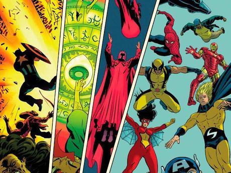 Historia del Universo Marvel, de Mark Waid y Javier Rodríguez