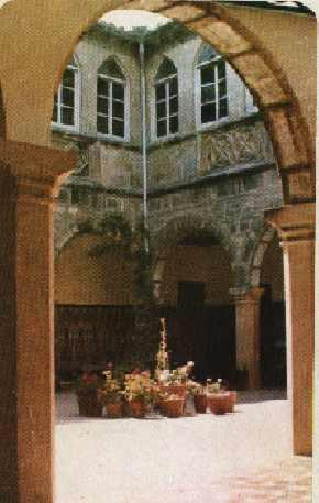 La Casa de los Collado de Corral de Almaguer, Toledo: Fundación y Devenir Histórico del edificio