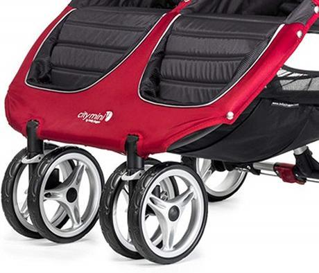 ruedas carritos gemelares
