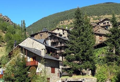turismo de cercanía en Lleida, vistas de Os de Civis