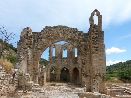 turismo de cercanía en Lleida, ruinas de Guimera