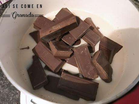 Delicia de chocolate y menta After eight