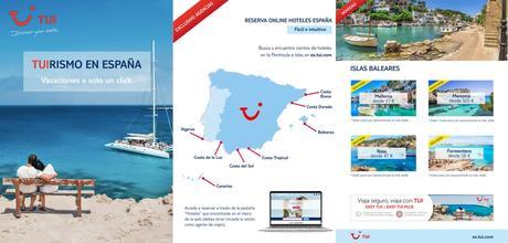 TUI refuerza su programación y lanza producto en España para las agencias de viajes