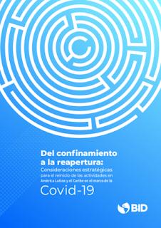 Consideraciones estratégicas para el reinicio de las actividades en América Latina y el Caribe