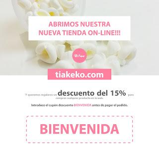 TIENDA ONLINE TIAKEKO.COM