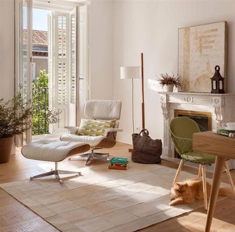 Cómo crear un rincón de lectura en tu hogar