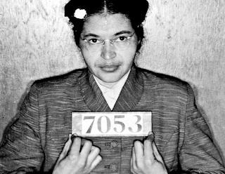 Rosa Parks en Todos somos sospechosos