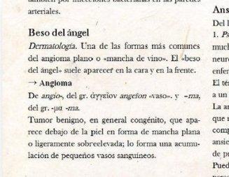 Beso del ángel