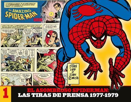 El Asombroso Spiderman: Las Tiras de Prensa-Cameos hollywodienses cada dos por tres