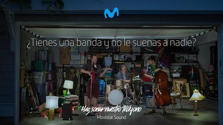 Nace Movistar Sound para impulsar la producción musical nacional a través de su editorial y sello discográfico