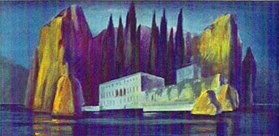 El edificio de Malombra