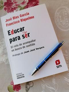 EDUCAR PARA SER. Nuevo libro coral con la participación de José María Toro