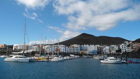 turismo de cercanía en Santa Cruz de Tenerife puerto de la Restinga en la Isla de El Hierro