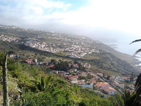 turismo de cercanía en Santa Cruz de Tenerife, vistas de El Sauzal