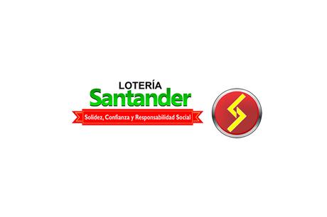 Lotería de Santander viernes 10 de julio 2020