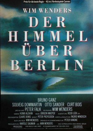 EL CIELO SOBRE BERLÍN - Wim Wenders