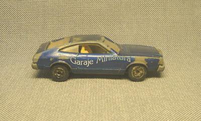 Ford Mustang II de Jet