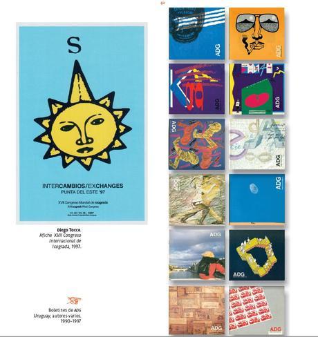 Del Plomo al Píxel, el libro del diseñador Rodolfo Fuentes que reúne a los protagonistas del diseño gráfico de Uruguay.