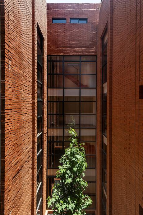 """""""139 SCHULTZ"""", Ciudad de México / CPDA Arquitectos"""