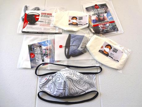 Eaglerun Powered by Collection Cover Mask de Taymory