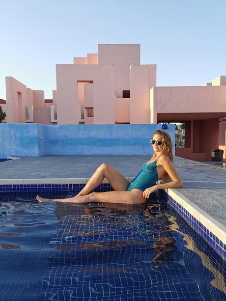 Cool pool muralla roja Calpe