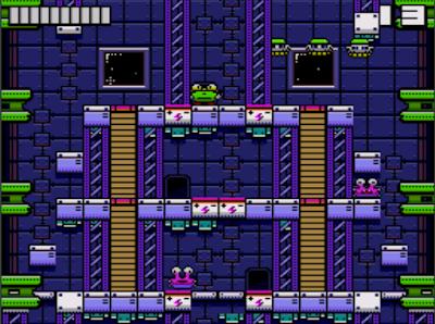 Yazzie  y Gluf disponibles en cartucho para Mega Drive