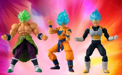 Figuras Dragon Ball Evolve