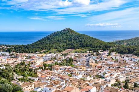 turismo de cercanía en Baleares, vistas de Capdepera