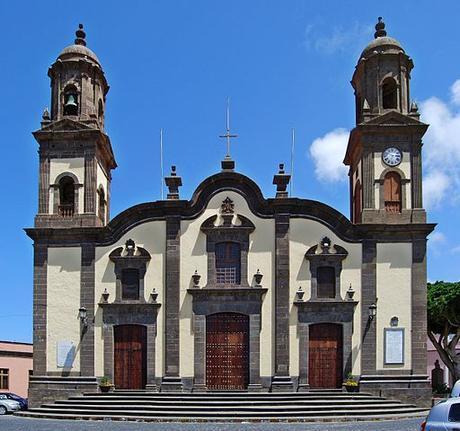 turismo de cercanía en Las Palmas, iglesia de Santa María de Guía