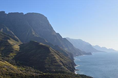turismo de cercanía en Las Palmas, costa de Agaete