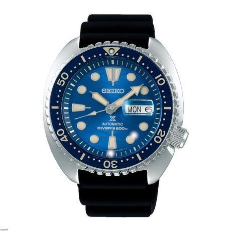 Seiko SRPE07K1 Automático se corona como el Reloj Rey Tortuga.