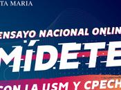 UNIVERSIDAD FEDERICO SANTA MARIA, INVITA Ensayo Online Prueba Transición Universitaria (PTU).