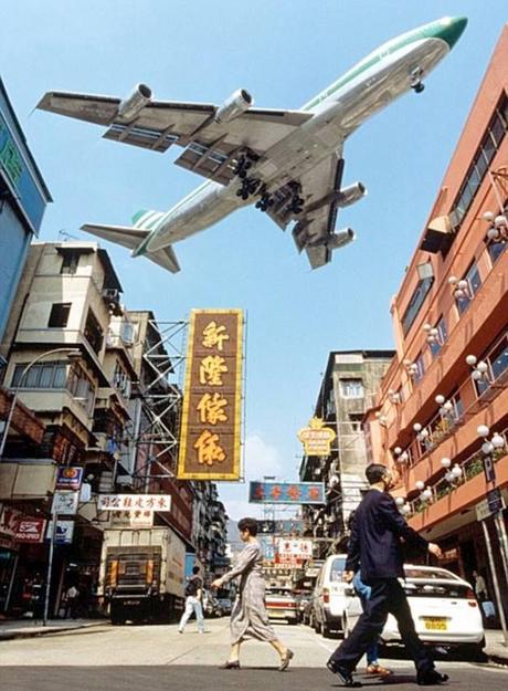 Kowloon city en Hong Kong: la aglomeración humana más densa del mundo y sus condicionantes geográficas y políticas.