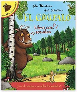 «El grúfalo. Libro con sonidos» de Julia Donaldson