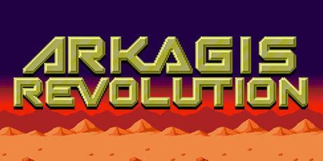 Nueva edición física de Arkagis Revolution para Mega Drive