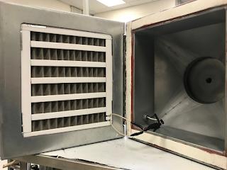 Un filtro  mata el 99.8% de los coronavirus en el aire (innovación)