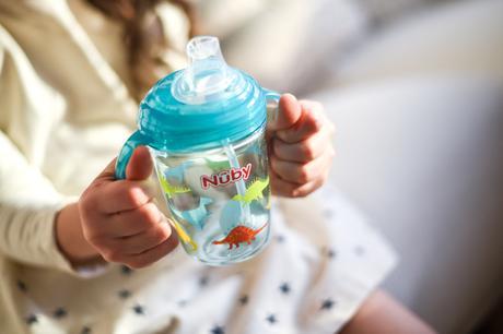 Probamos las tazas de Nûby y sorteamos un lote