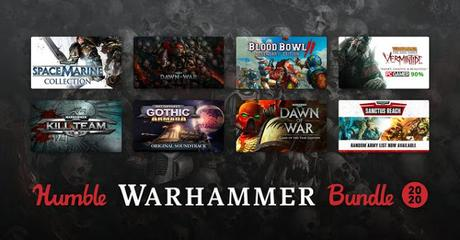 Humble Bundle solidario de vídeojuegos de Warhammer