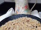 Arroz curry pollo