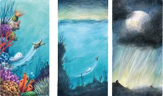 ilustraciones-la-ola-de-estrellas-dolores-brown-sonja-wimmer-wave-of-stars-onada-destels