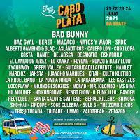 Festival Cabo de Plata 2021, Confirmaciones de SFDK y Green Valley