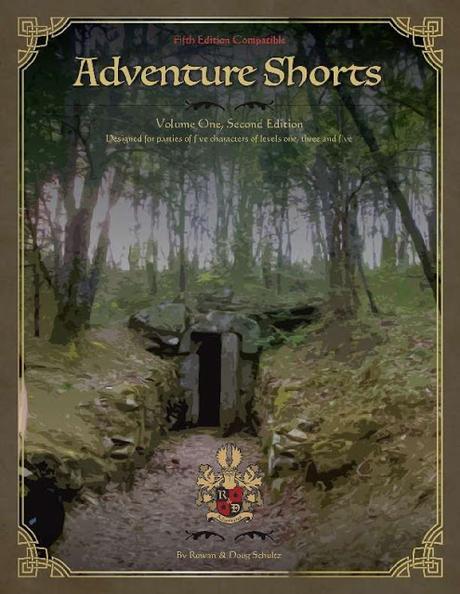 Adventure Shorts, Vol I de R&D Adventures (Compatible para D&D 5ª ed y gratis)